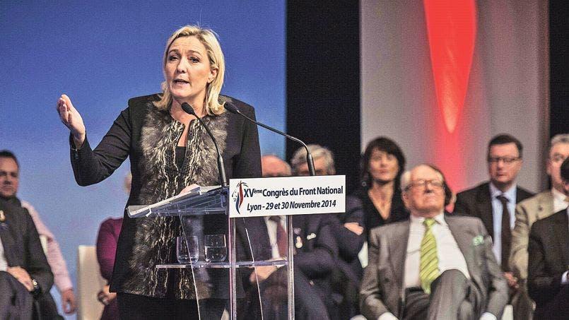 FRANCE-POLITICS-PARTY-FN