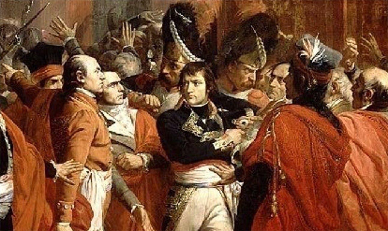 napoléon coup d'état
