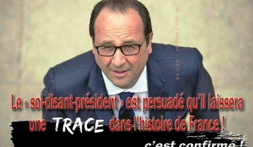 François Hollande annonce vouloir « laisser sa trace dans l'Histoire »
