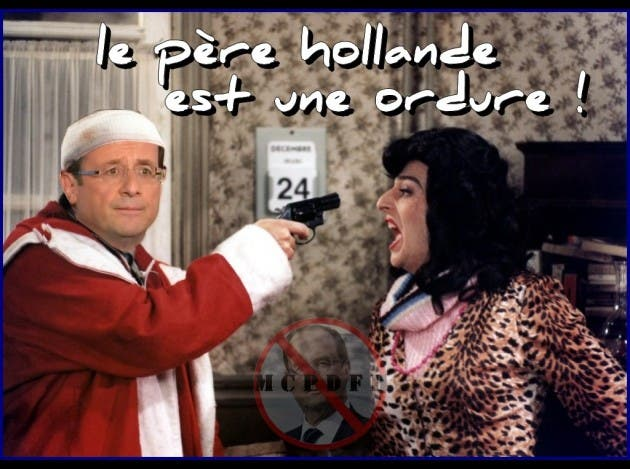 hollande ordure