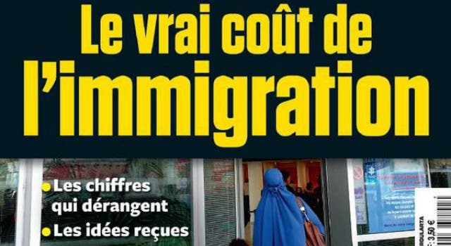 immigration coût