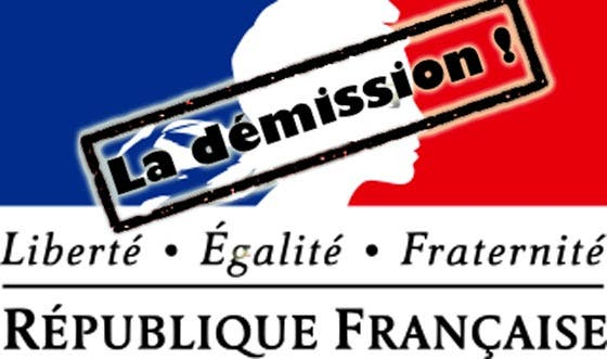 demission-de-la-republique