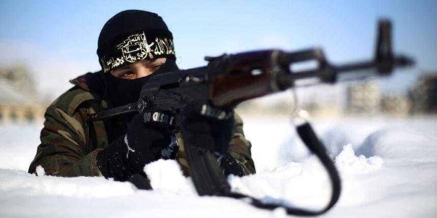 militaire djihad