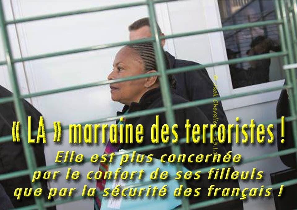 taubira terroriste