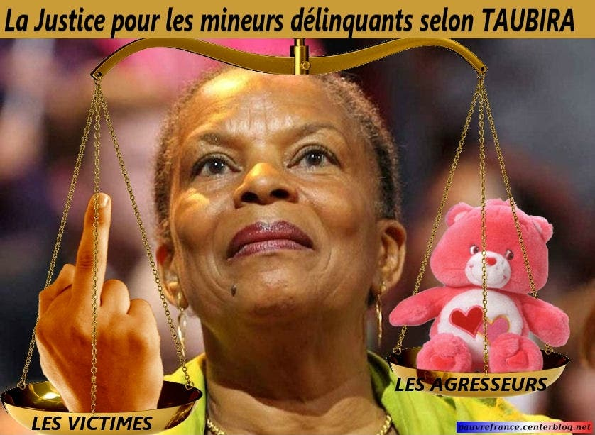 victime