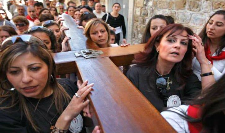 Chrétiens-à-Gaza