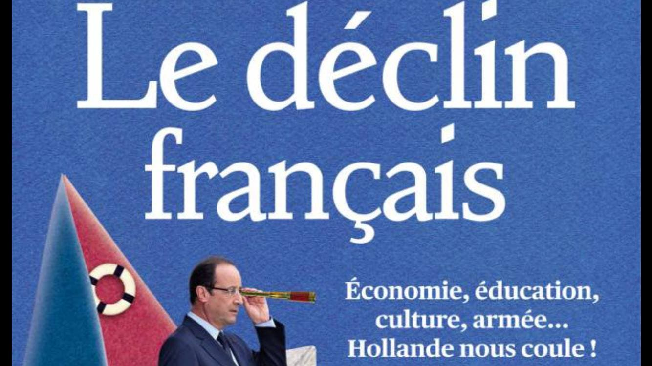déclin français