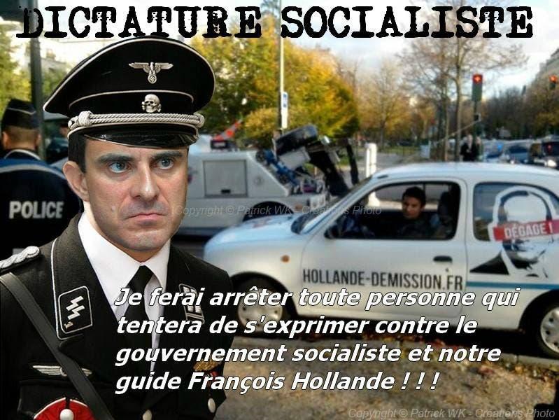 valls dictateur