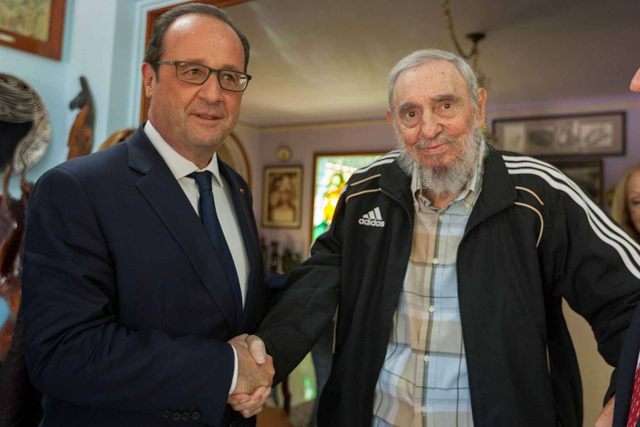 Rencontre castro hollande