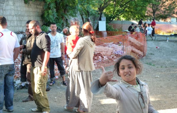 criminalité rom