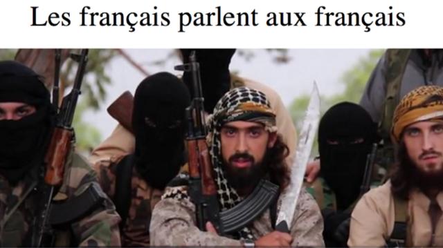 français parlent aux français