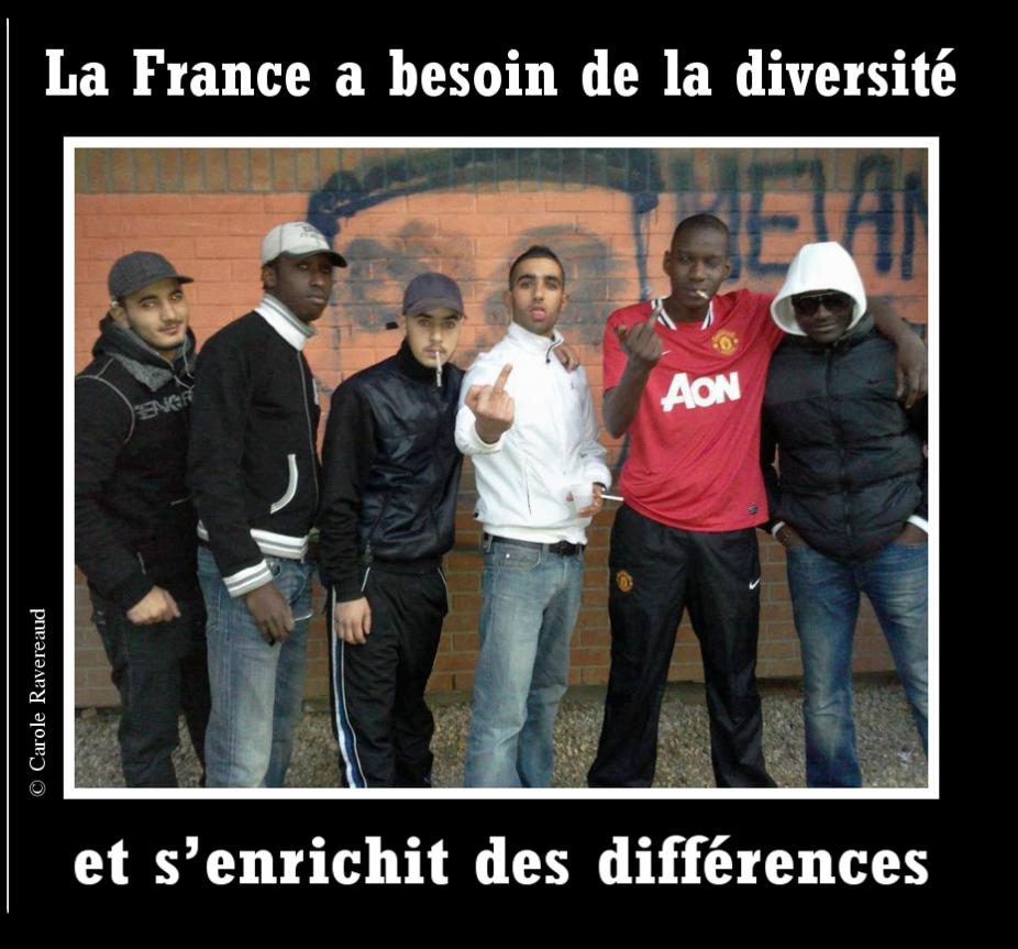 France  Reportage Caf