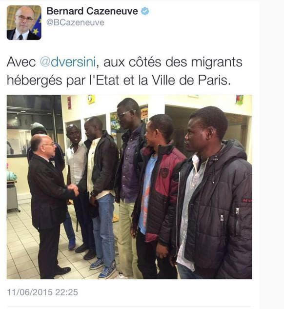 migrant république