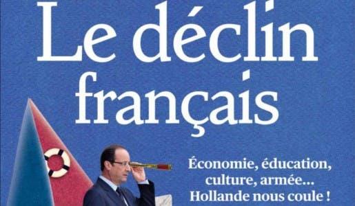 La France de Hollande, ce sera soit la faillite économique soit le salafisme, ou les deux !