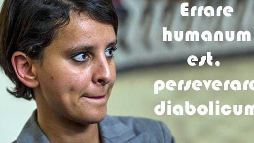 Pour Najat Belkhacem le latin ne sert à rien, c'est pourquoi elle veut sa suppression !
