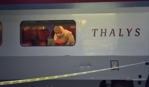 Attentat du Thalys : le héros Français dont aucun média ne parle
