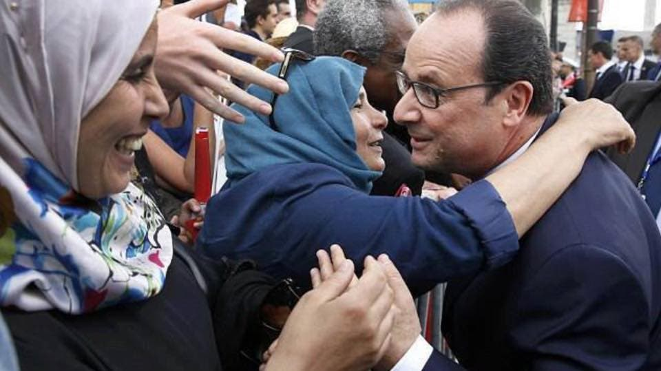 L immigration massive voulue par hollande transforme la france en un etat du - A quoi ressemble un titre de propriete ...