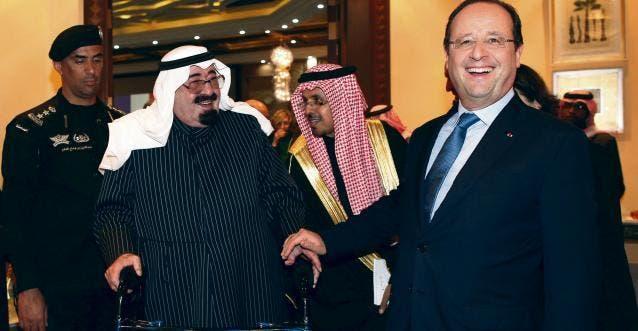hollande-roi-abdallah-arabie-saoudite