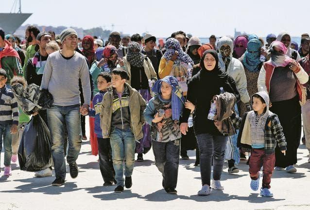 migrants frontières