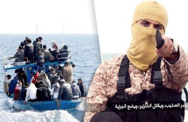 terroriste migrant