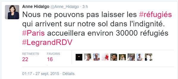 hidalgo tweet