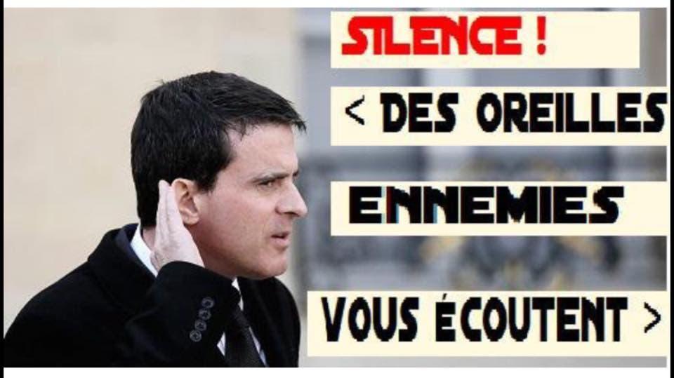 silence on écoute