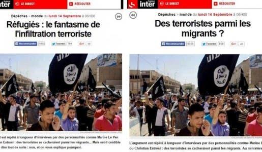 Pour la presse de propagande de gauche, informer, c'est tromper les Français