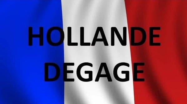 hollande degage