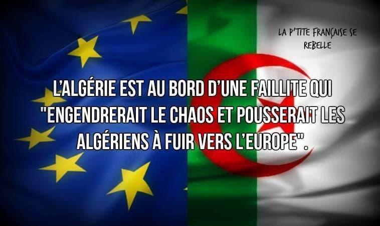 """Résultat de recherche d'images pour """"Algérie + faillite"""""""