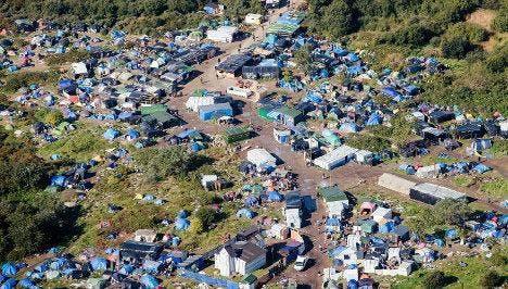 migrant village