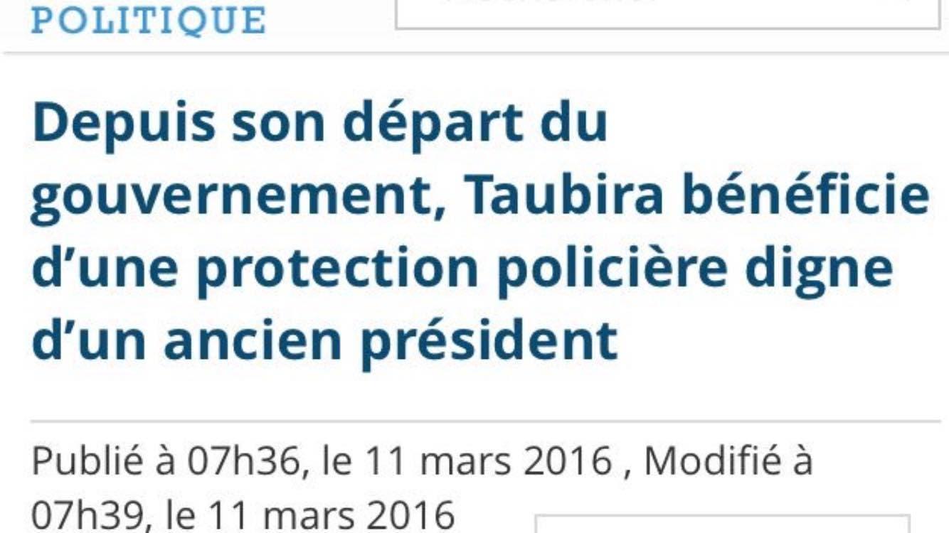 protection taubira