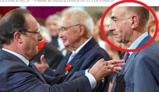 M. Hollande, moi aussi je postule comme vos amis pour diriger une riche entreprise d'Etat