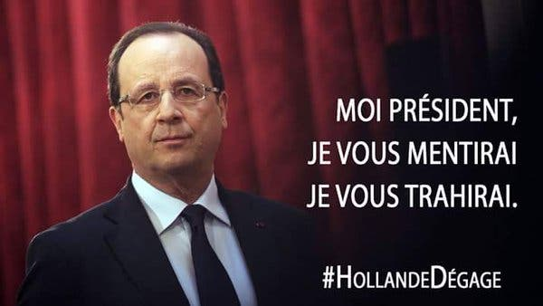 hollande 4 ans