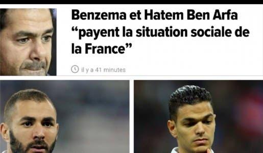 Etes-vous choqué par le sous-entendu de racisme par Jamel sur la non-sélection de Benzema ?