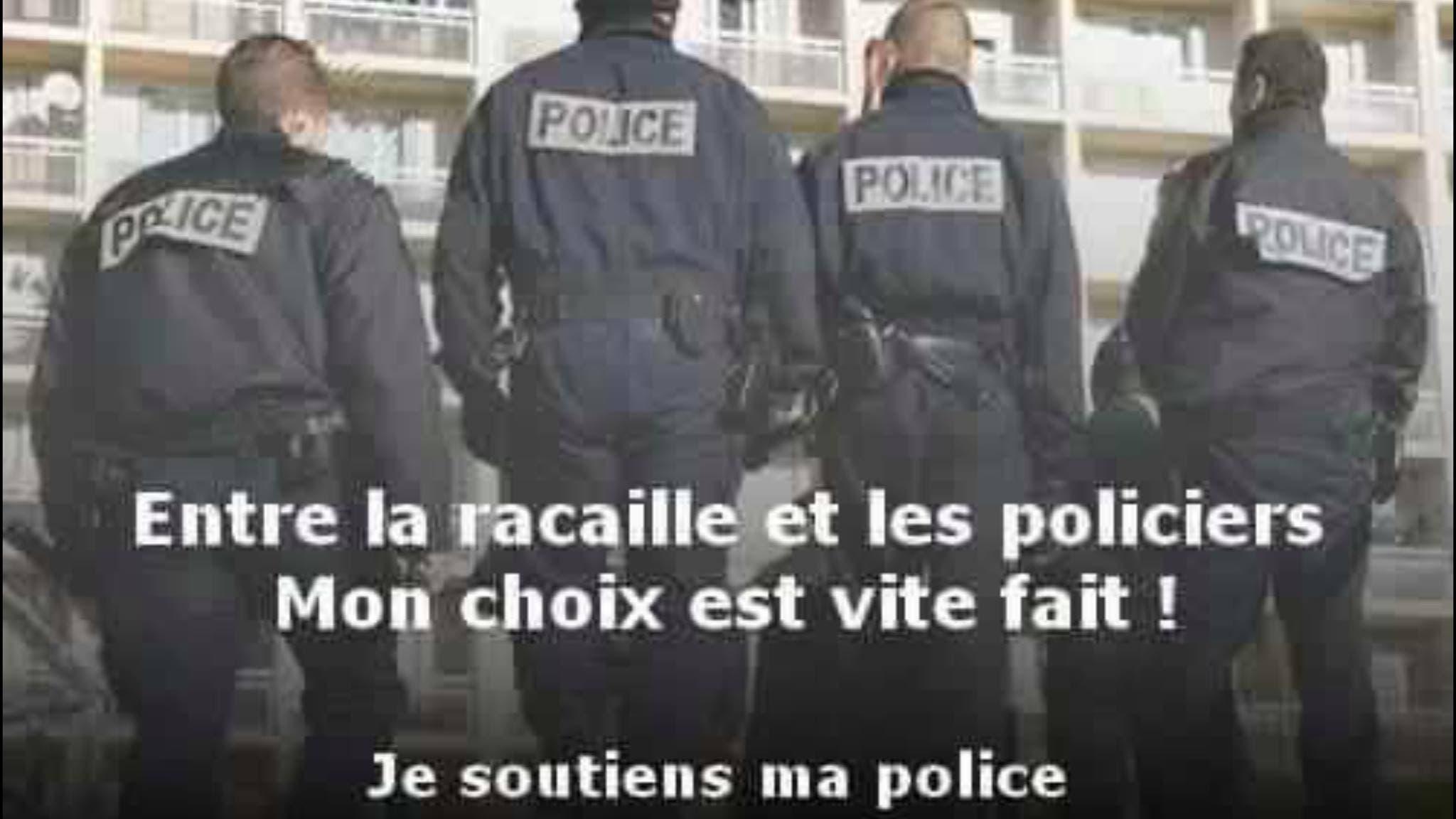 police racaille