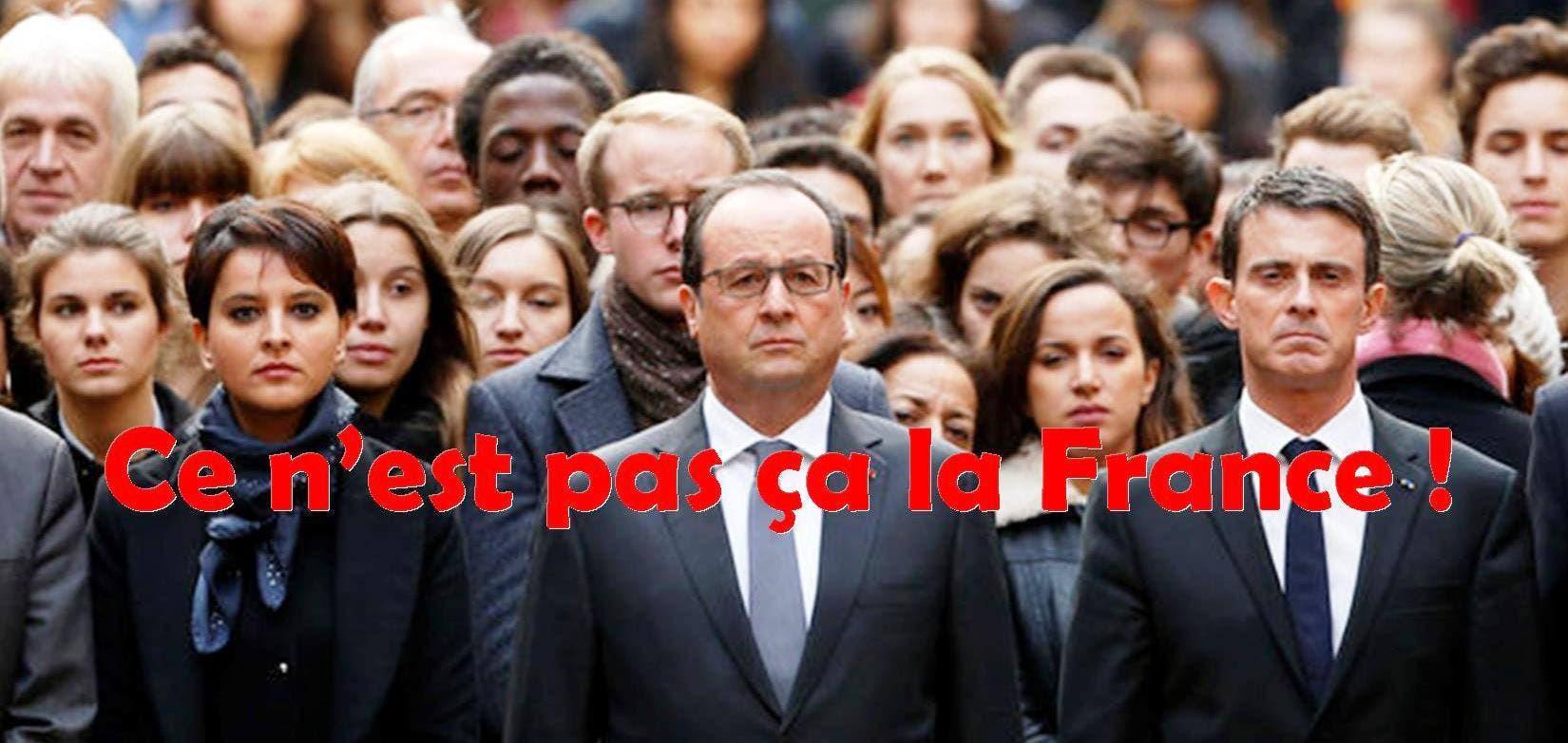 ce n'est pas ça la France