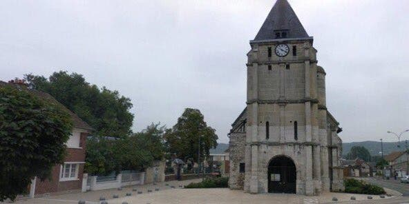 église saint etiennes
