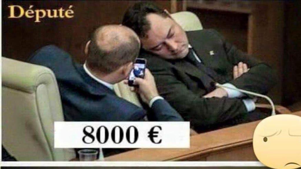 Député 8000