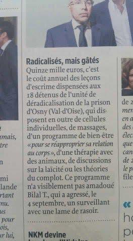 radicalises