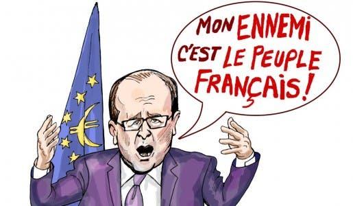 Hollande-ça-va-mieux et le droit à l'impunité des délinquants