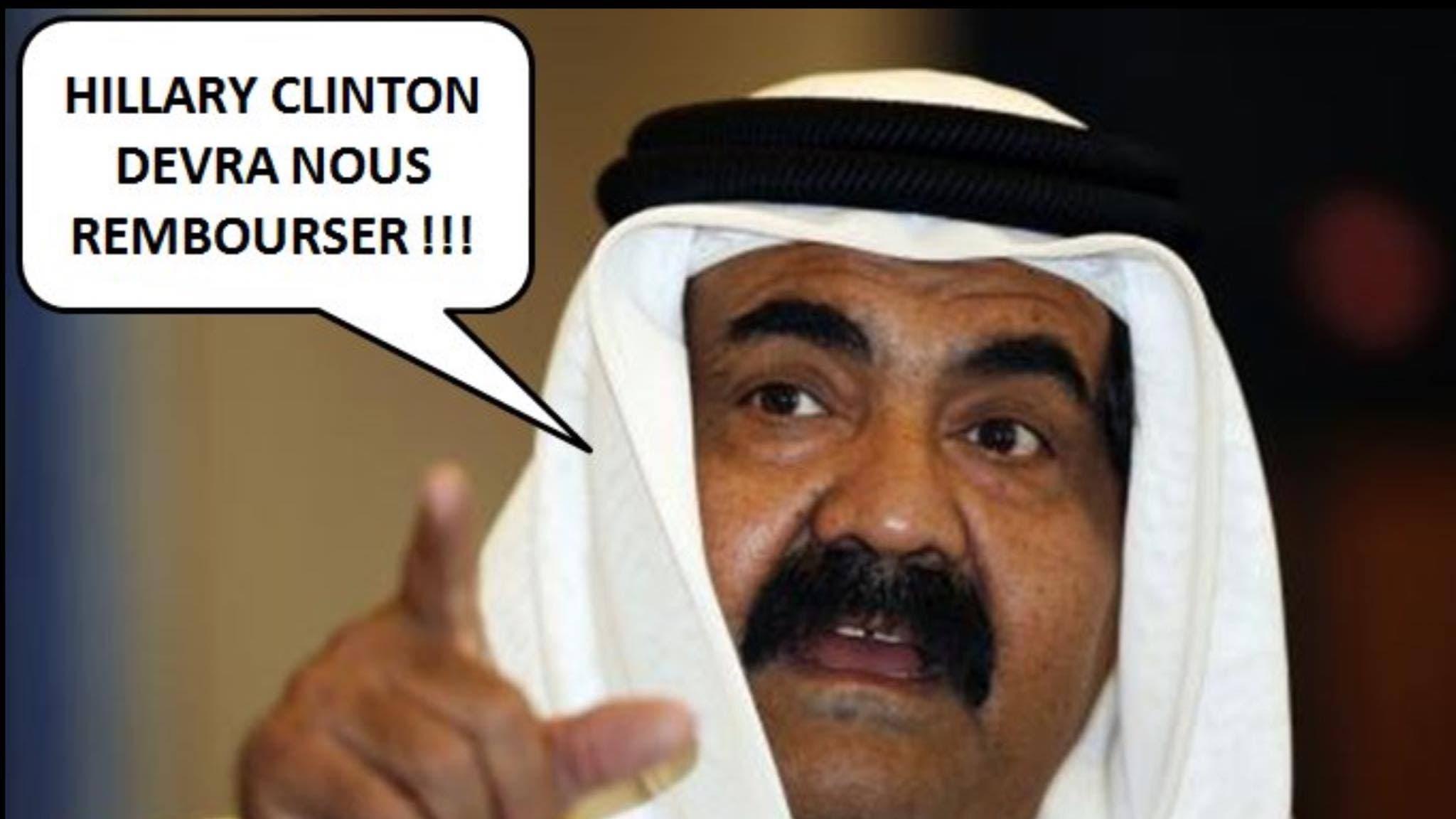 clinton-qatar