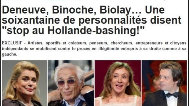 hollande-bashing