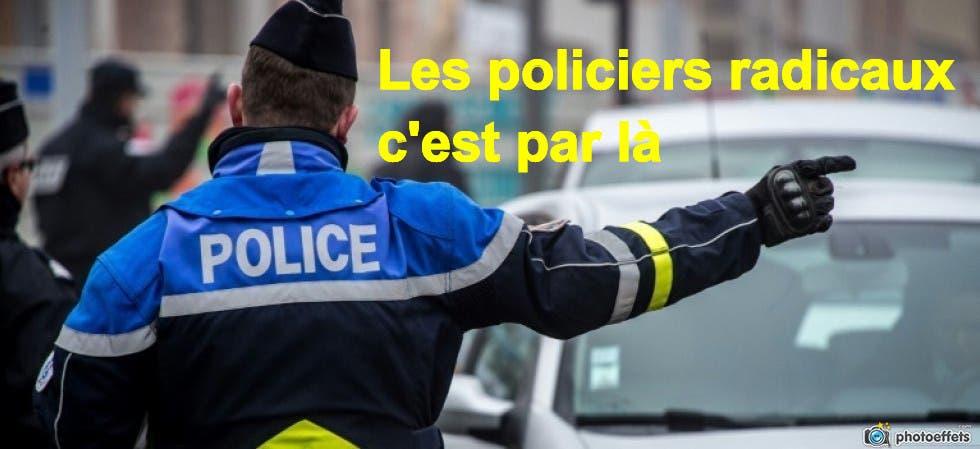 100 policiers