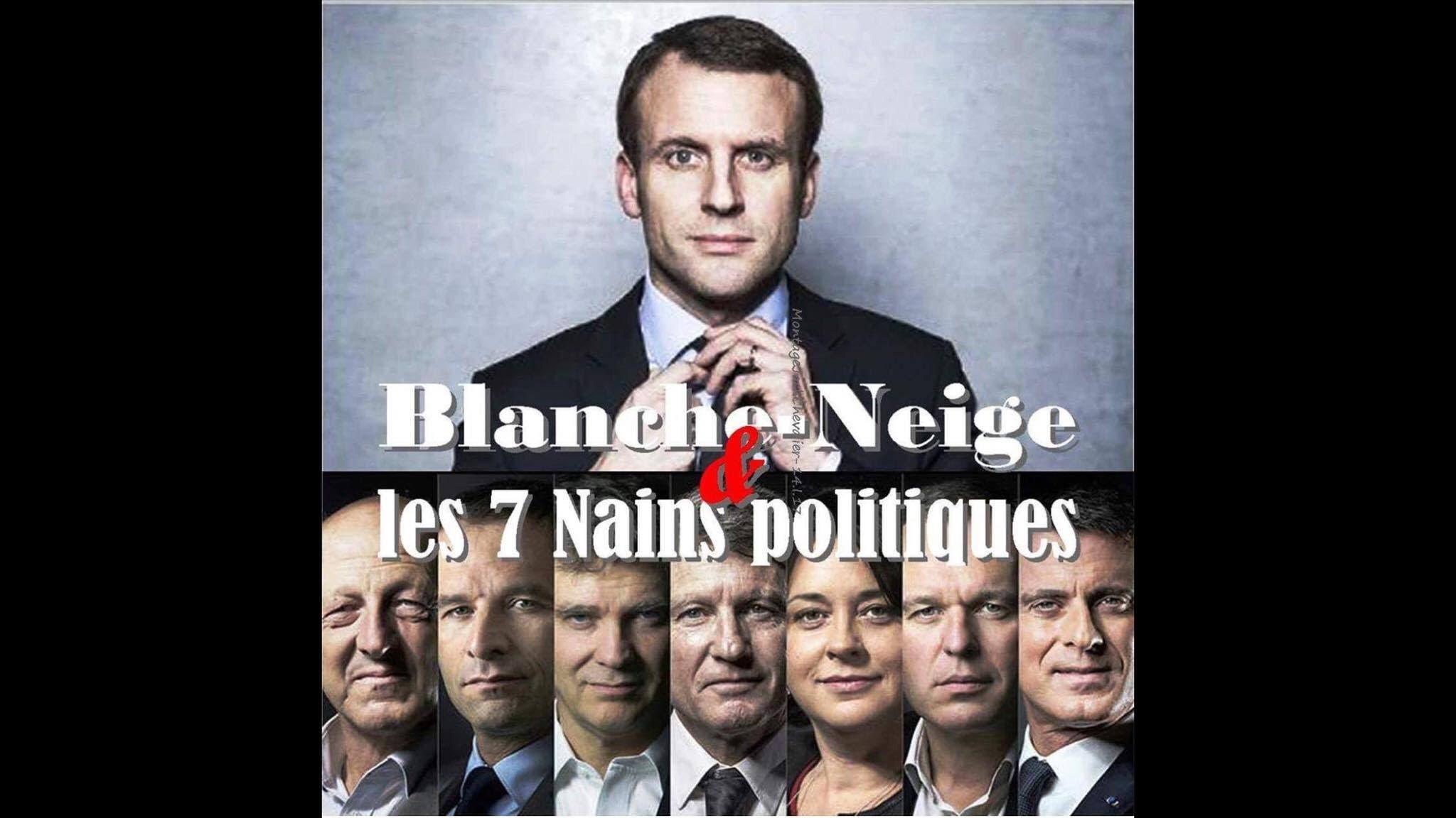 7 nains