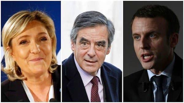 presidentielle-macron-trouble-le-duel-fillon-le-pen-d-apres-un-sondage