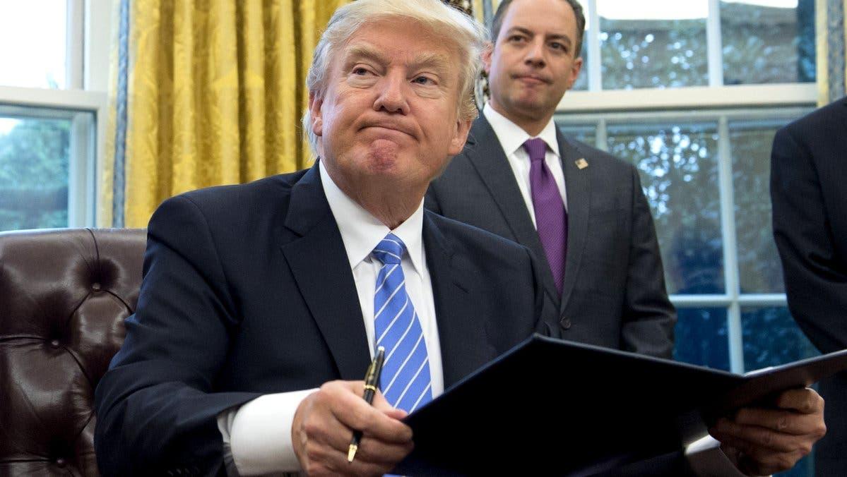 décret Trump