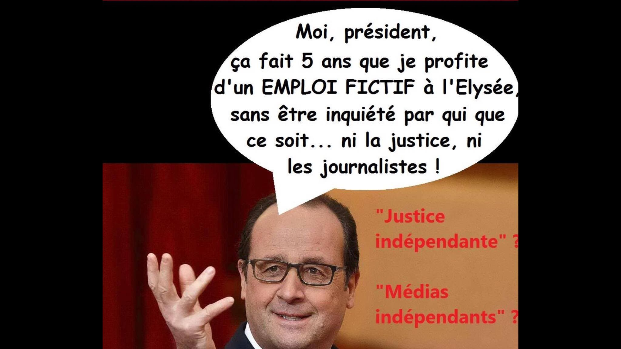 hollande fictif