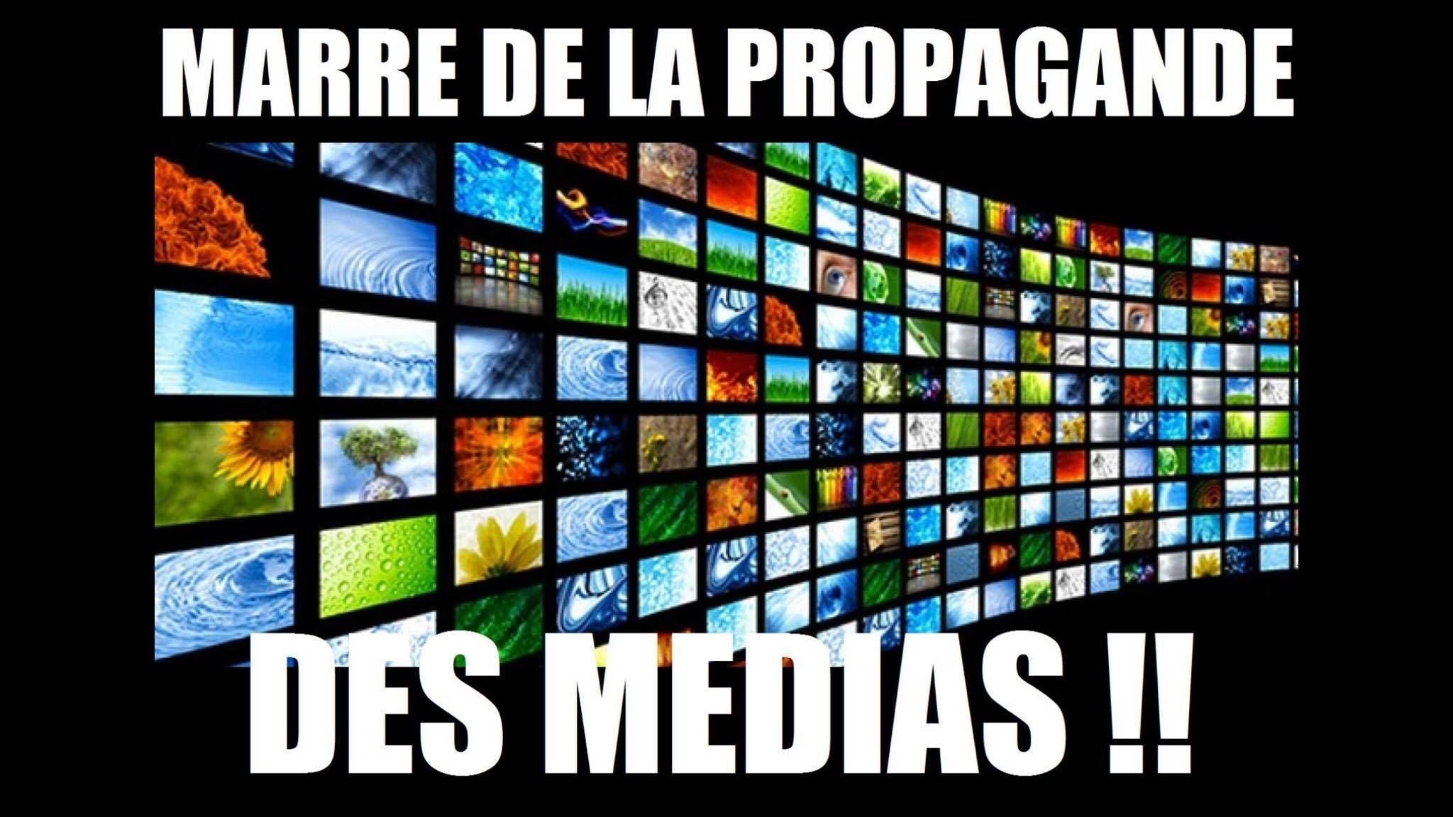 média propagande