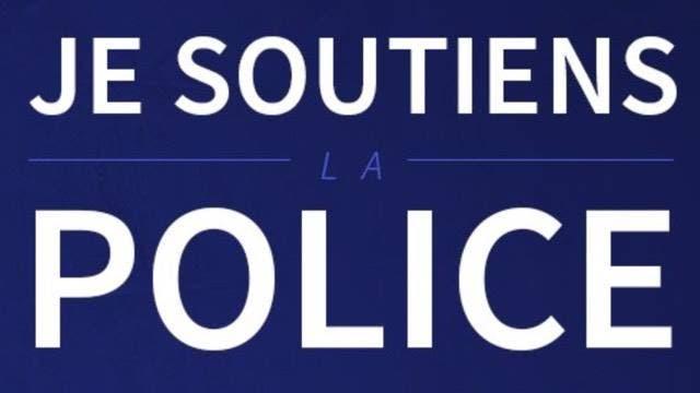 soutiens police