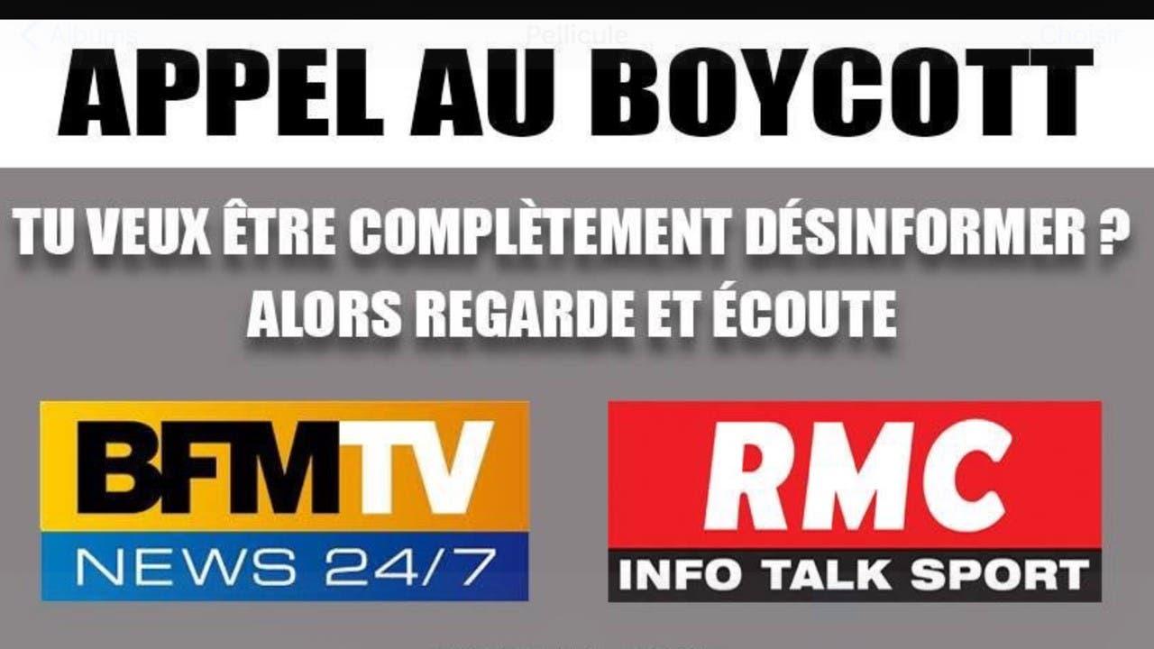 appel au boycott